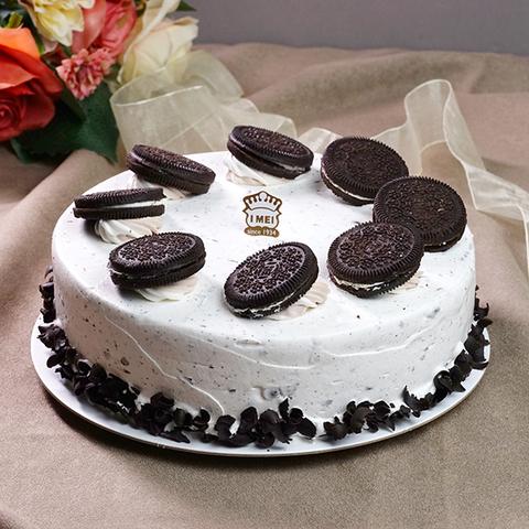 【限門市自取】黑炫巧克力冰淇淋蛋糕
