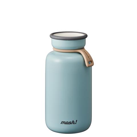 *Doshisha撞色系列保溫瓶450ml-天空藍
