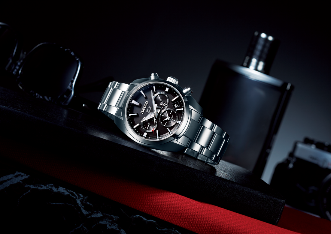 SEIKO 台灣精工 5X53 雙時區 不鏽鋼錶款 SSH024J1