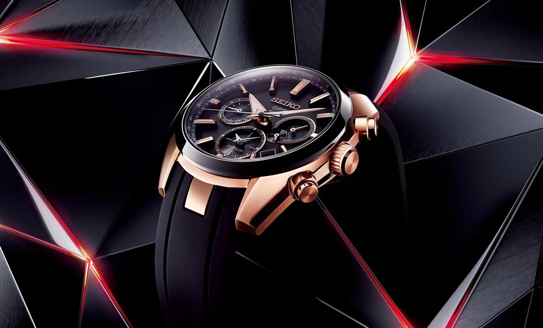 SEIKO 台灣精工 5X53 雙時區 不鏽鋼錶款 SSH021J1