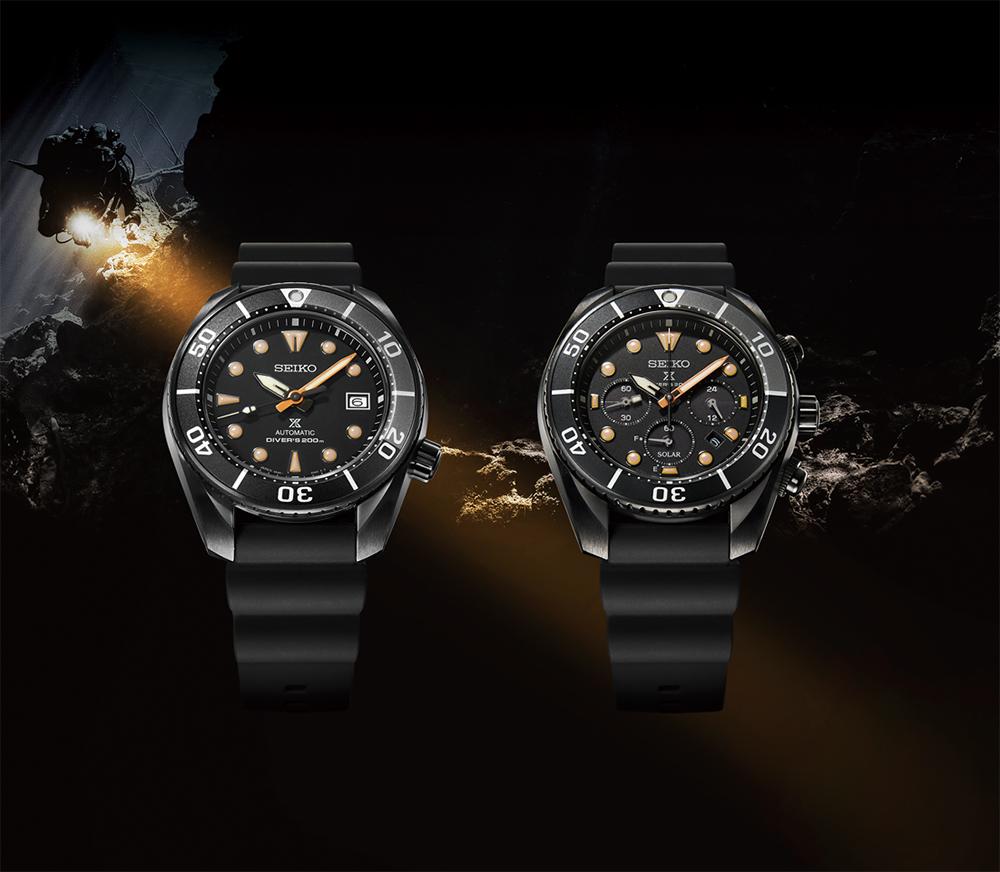 SEIKO 台灣精工, DIVER SCUBA 機械錶, SPB125J1